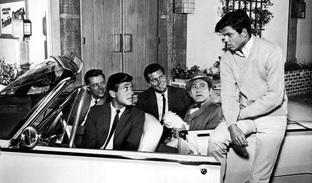 77 Sunset Strip TV Series 19581964 - IMDb