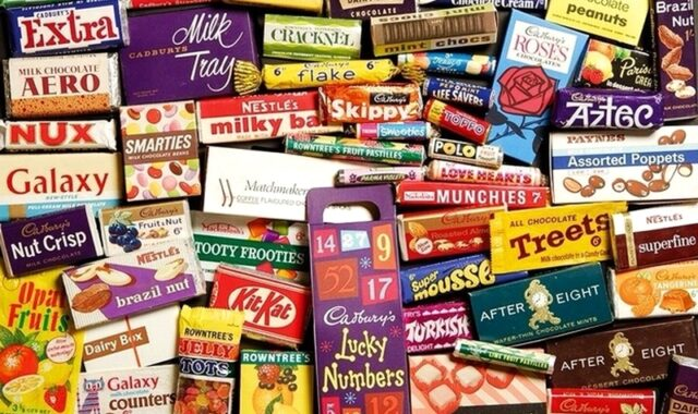 Sweets (Candy) | Nostalgia Central