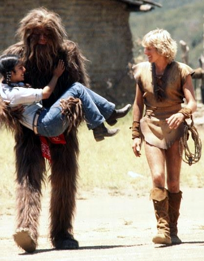 bigfoot&wildboy