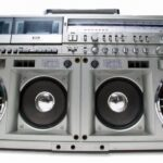 Boombox/Ghetto Blaster