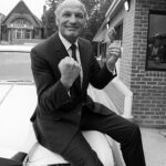 Henry Cooper's Golden Belt