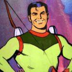 Rocket Robin Hood (and His Merry Spacemen)