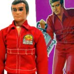 Six Million Dollar Man Action Figure