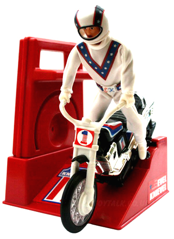 Image result for evel knievel toy