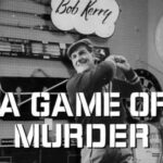 Game Of Murder, A